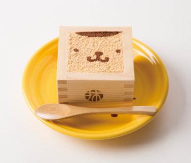 【UMEDA】Damn Cute! Pom Pom Purin's Kinako Tiramisu will be on sale from May 8 to July 7.