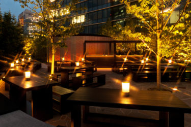 "【Umeda / Grand Front OSAKA】""Adult's Beer Garden"" will open on May 20."