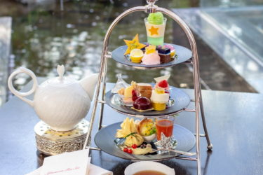 """【The Westin Osaka】""""Tanabata"""" (the star festival) afternoon tea will be provided for a limited time."""
