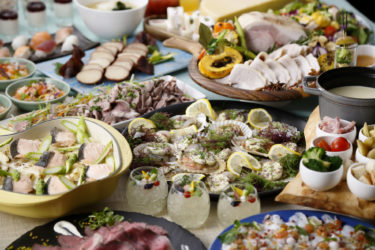 """【Osaka Marriott Miyako Hotel】""""Hokkaido Buffet"""", what the delicious flavors of the northern land are gathered, will be held for a limited time!"""