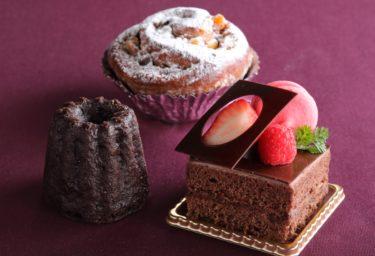"""【Sheraton Miyako Hotel Osaka】""""Valentine Fair"""" now being held."""