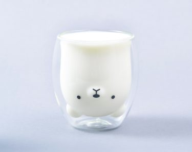"【Umeda】A glass ""GOODGLAS"" where animals appear when you pour a drink comes to Daimaru Umeda for a limited time!"
