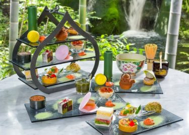 【Rihga Royal Hotel Osaka】Afternoon tea based on Japanese folktales will be available from May 1st!