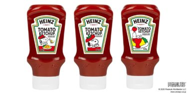 【Nationwide】If you see it, buy it! Maybe. HEINZ releases limited edition Snoopy label tomato ketchup!