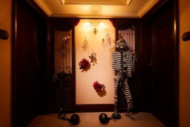 "Halloween In Osaka 2020 Rihga Royal Hotel Osaka】Halloween Special ""Jail Suite"" Package"