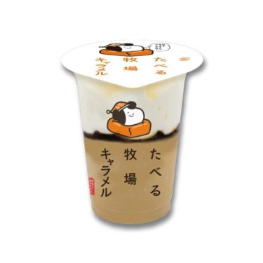 【Nationwide / Family Mart (CVS)】 They've just released a new ice cream that tastes like rich caramel!