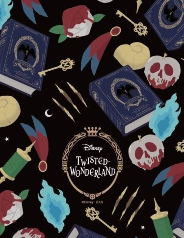 【Shinsaibashi】 Disney's Twisted Wonderland OH MY CAFE is now open for a limited time!