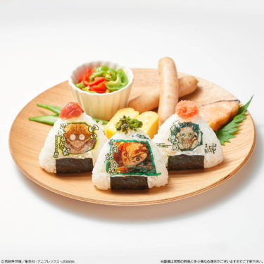 """【Nationwide】 The """"Oblate Tabelate"""", which allows you to make realistic """"character meal"""" from """"Demon Slayer"""", is now on sale."""